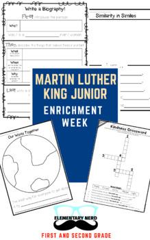 Martin Luther King Junior Enrichment Week