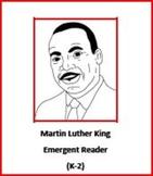 Martin Luther King (K-2) Reader