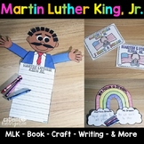 Martin Luther King Kr - MLK Day Activities