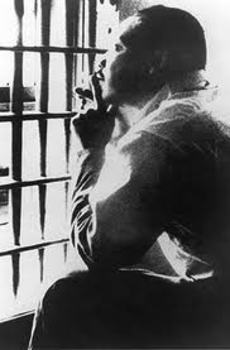 Martin Luther King - Letter From a Birmingham Jail - First 4 Paragraphs Argument