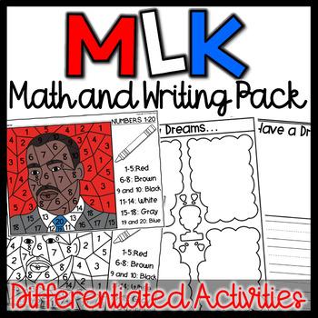 Martin Luther King (MLK) Activities