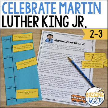 Martin Luther King Materials