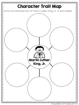 Martin Luther King, Jr. Passage and Activities