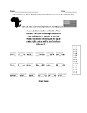 Martin Luther King Math Riddle - Addition and Subtraction