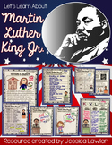 Martin Luther King Day MEGA Packet