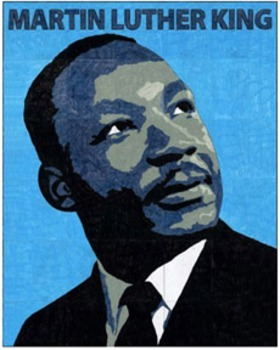 Martin Luther King Mural By Art Projects For Kids Tpt