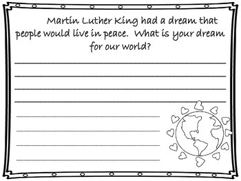 Martin Luther King Packet