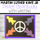 Martin Luther King Peace Craftivity