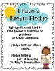 Martin Luther King Pledge,Writing,Craft