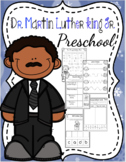 Martin Luther King Preschool Printables