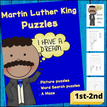 Martin Luther King Puzzles