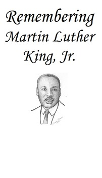 Martin Luther King Quotation Activity