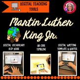 Martin Luther King Resources to Use with Google Classroom