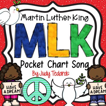 Martin Luther King (Song and Pocket Chart Activity)