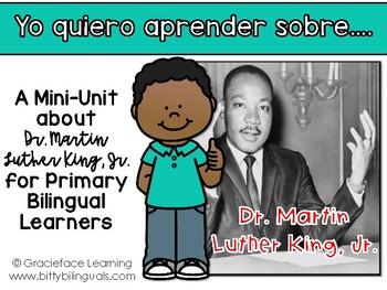 Martin Luther King Spanish – Yo tengo un sueño