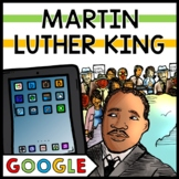 Martin Luther King - Special Education - GOOGLE - Black History Month