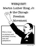 Martin Luther King & The Chicago Freedom Movement Webquest