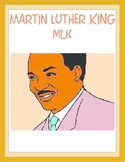 Martin Luther King Thematic Unit
