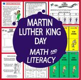 Martin Luther King Jr. Math & Literacy – TEN Martin Luther King Jr. Activities