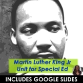 Martin Luther King Jr Unit for Special Education