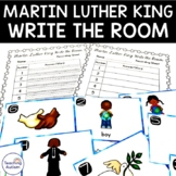 Martin Luther King Jr Write the Room MLK