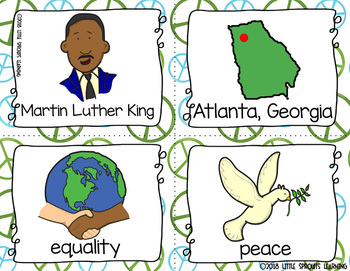 Martin Luther King Write the Room