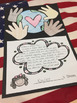 Martin Luther King Writing Paper and Art Activity - I Have a Dream, Too!