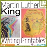 Martin Luther King Jr - Dr. King Writing and Art