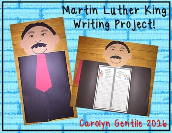 Martin Luther King Writing Project