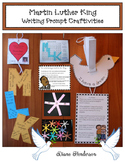 5 Martin Luther King Writing Prompt Crafts