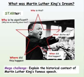 Martin Luther King and Civil Rights Bundle