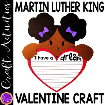 Martin Luther King craft activity