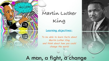 Martin Luther King freebie