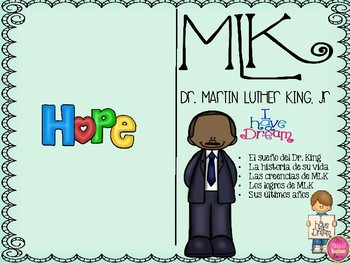 Martin Luther King in Spanish