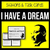 Martin Luther King's - I Have A Dream Stations