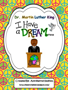 Martin Luther King Jr. Share the Dream!