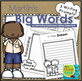 Martin Luther King's Big Words: A Reflective Writing Assignment