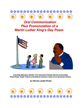 Martin Luther King's Day Poem