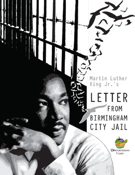 martin luther king letter from birmingham jail martin luther king s letter from birmingham a common 23586