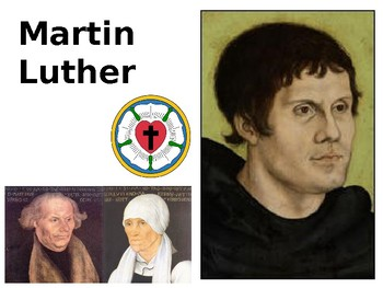 Martin Luther Source Analysis Activity