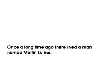 Martin Luther: Super Hero