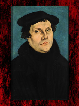 Martin Luther Worksheet