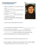 Martin Luther and Protest Reformation Rick Steves Video Link