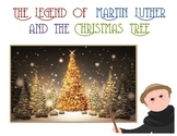 Martin Luther and the Christmas Tree Short Story Book