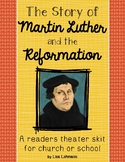 Martin Luther and the Reformation Skit Script