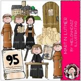 Martin Luther clip art - COMBO PACK - Melonheadz Clipart