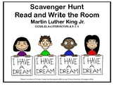 Martin Luther King Jr.-Reading Comprehension- Read The Room- Grades 4-7