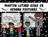 Martin Luthjer King Jr.: Hidden Pictures