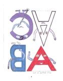 Alphabet Pre K Puppet Plays A-F  FREE  Martin Method