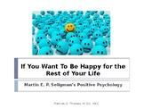 Martin Seligman's Happiness Model